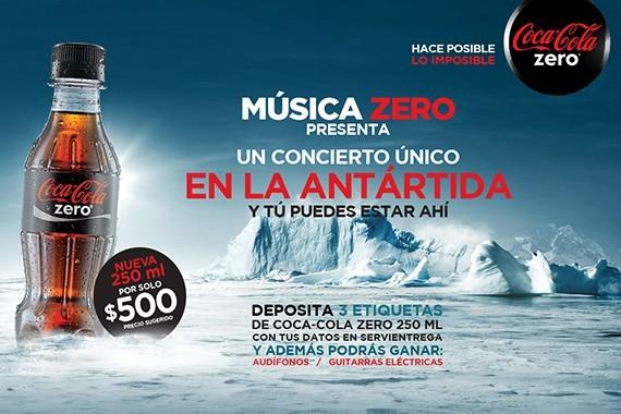 Metallica tocaría en la Antártida en diciembre 2013