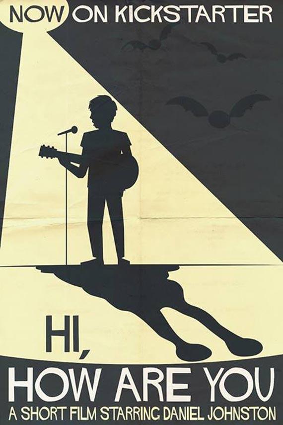 Hi, How Are You: A Short Film Starring Daniel Johnston