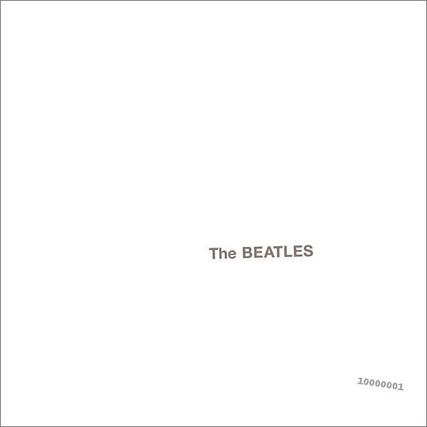 The Beatles (1968) - Album Blanco