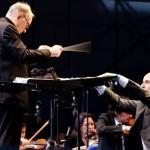 Ennio Morricone y Mike Patton | Fotógrafo: Juan Francisco Lizama