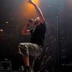 Meshuggah en Chile |Fotógrafo: Javier Valenzuela