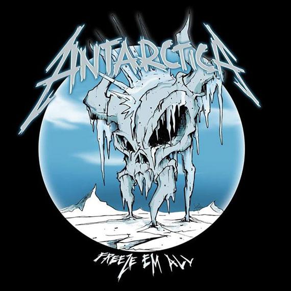 Metallica - Freeze 'Em All (2013)
