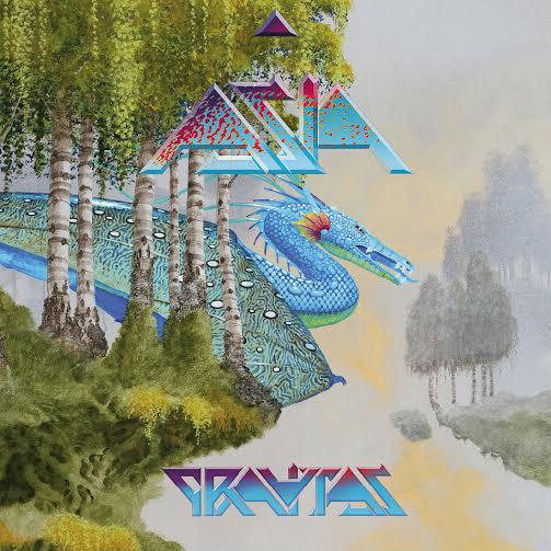 Asia - 'Gravitas' (2014)