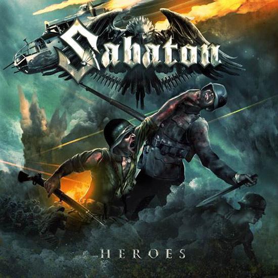 Sabaton - 'Heroes' (2014)