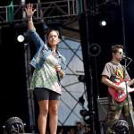 Ana Tijoux - Lollapalooza Chile 2014 | Fotógrafo: Javier Valenzuela