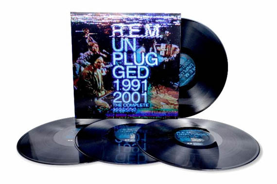 R.E.M. - Unplugged: The Complete 1991 and 2001 Sessions  (2014)