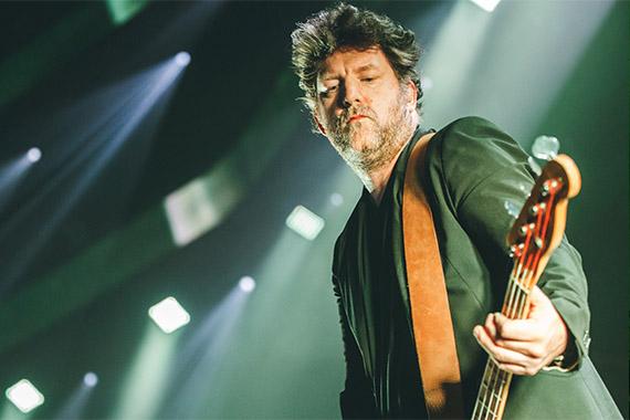 Ben Shepherd, bajista de Soundgarden