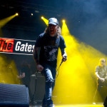 At the gates - Metal Fest Chile 2014 | Fotógrafo: Javier Valenzuela