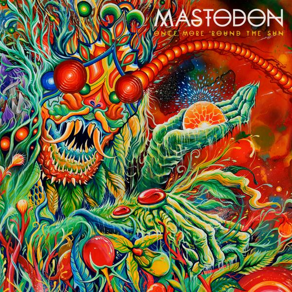 Mastodon - Once More 'Round The Sun (2014)