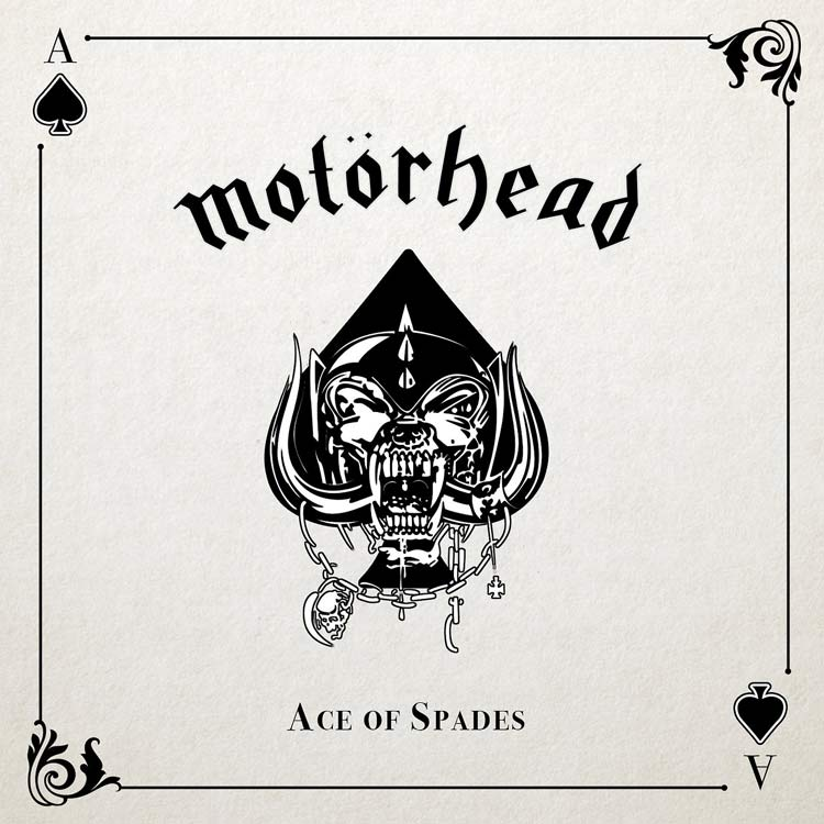 Images of Motorhead Ace Of Spades Album - #rock-cafe