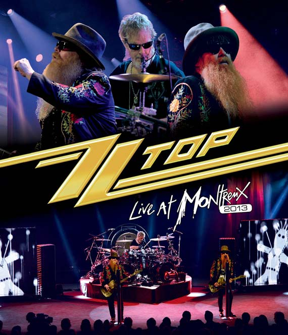 ZZ Top - Live at Montreux (2014)