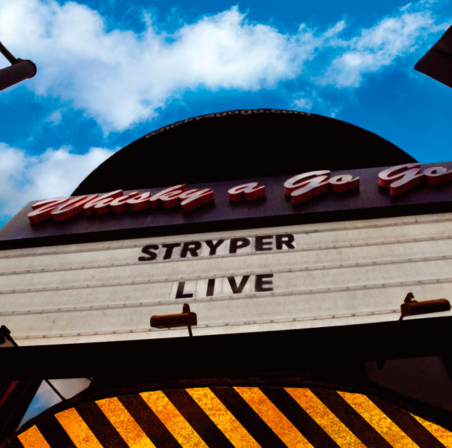 Stryper - Live At The Whisky (2014)