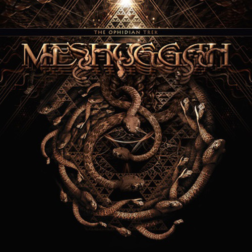 Meshuggah - The Ophidian Trek
