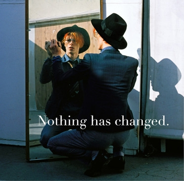 David Bowie - Nothing Has Changed - 2