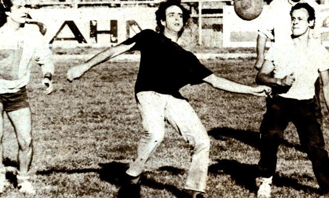 Soda Stereo Chile 1987