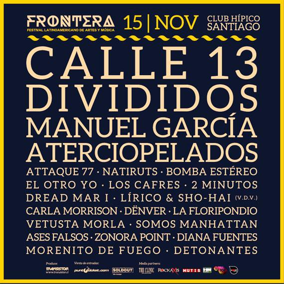 Frontera Festival 2014