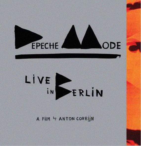 Depeche Mode - Live in Berlin (2014)