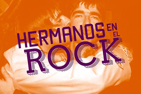 Hermanos en el rock