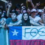 Foo Fighters en Chile 2015