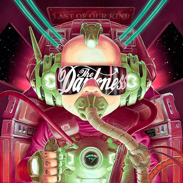 The Darkness - Last of Our Kind (2015)
