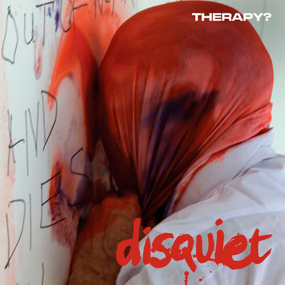 Therapy - 'Disquiet' (2015)