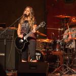 Cler Canifru abriendo el concierto de Mr. Big | Fotógrafo: Javier Valenzuela