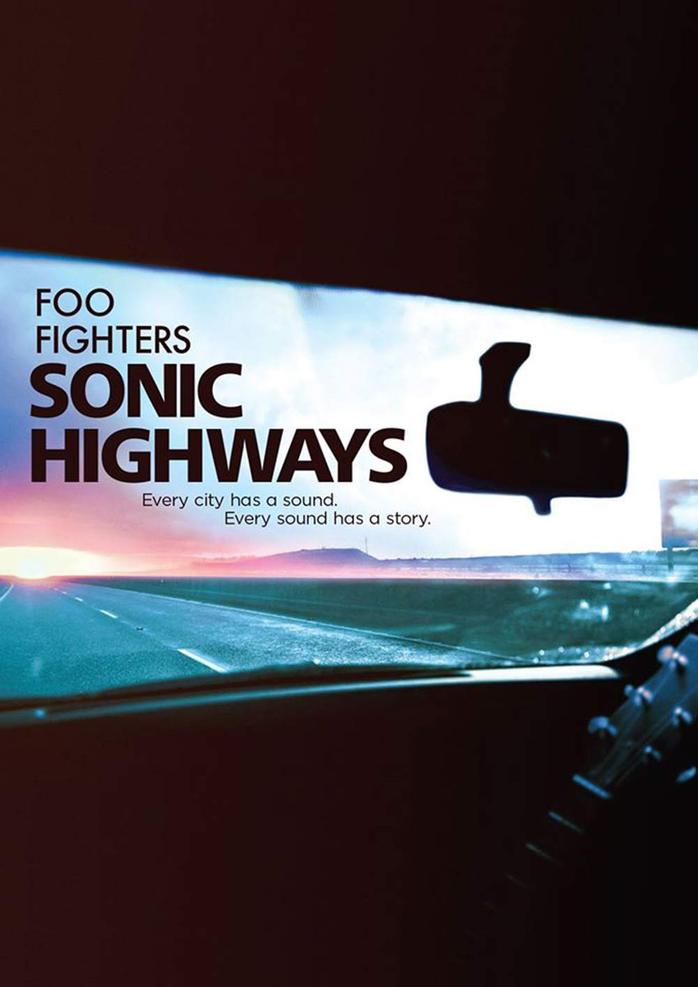 Sonic Highways DVD (2015)