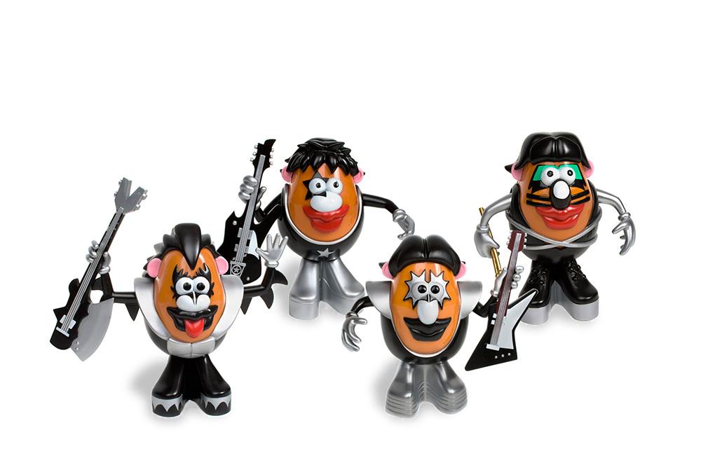 KISS - Potatoes