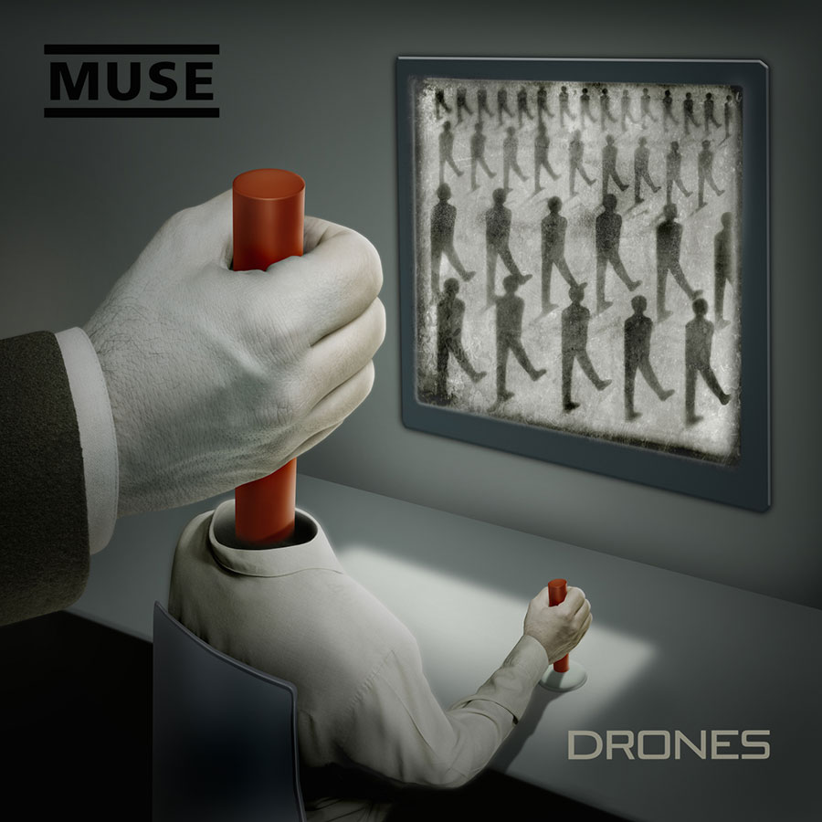 Muse - 'Drones' (2015)