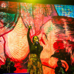 Ana Tijoux - Lollapalooza Chile 2015 | Fotógrafo: Javier Valenzuela