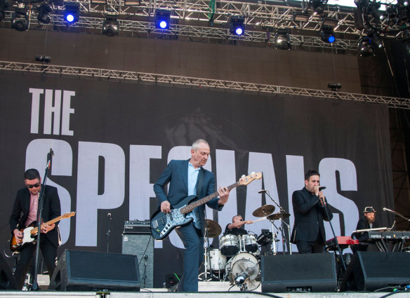 The Specials - Chile 2015 | Fotógrafo: Javier Valenzuela