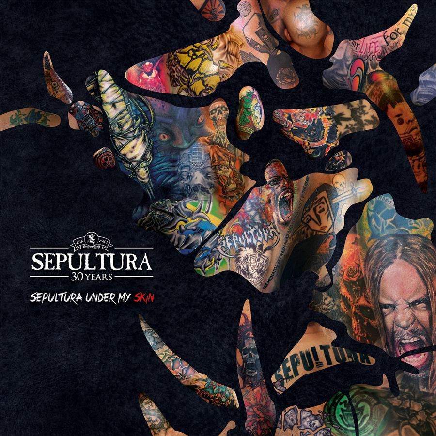 Sepultuta - 'Under My Skin' (2015)
