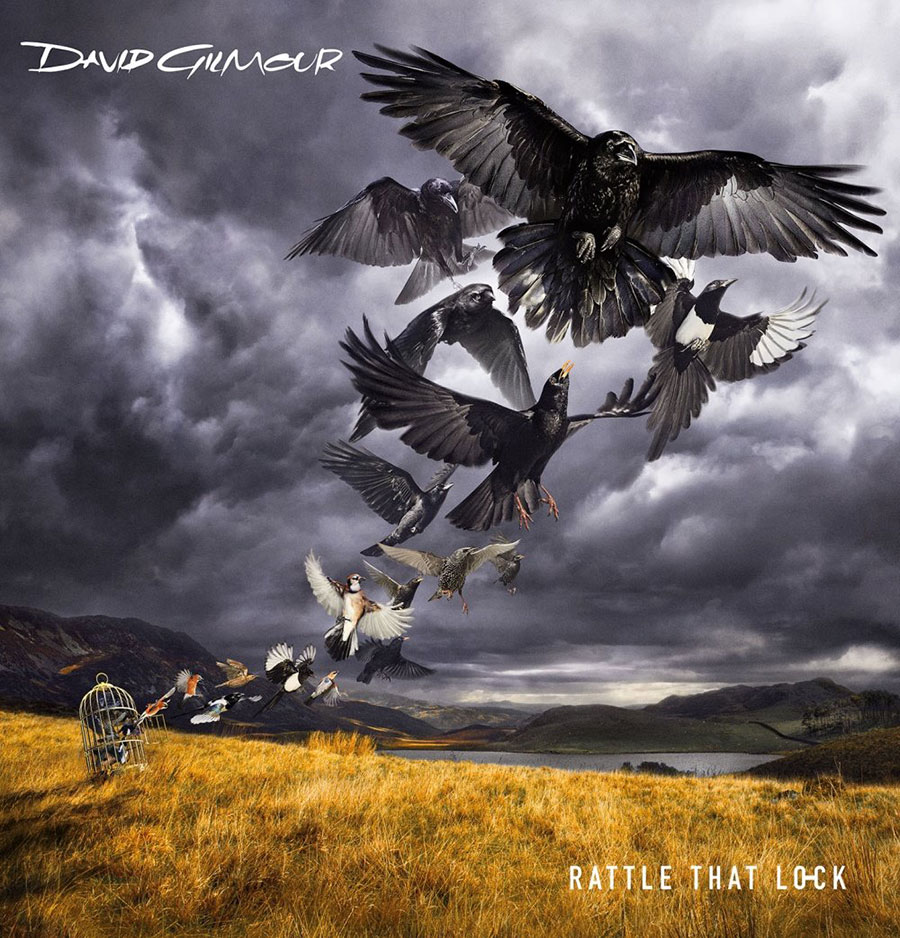 David Gilmour - 'Rattle That Lock' (2015)