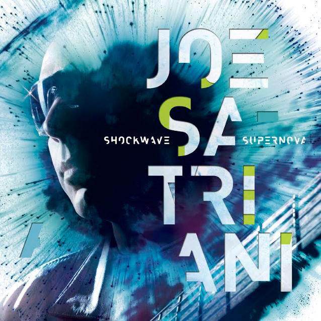 Joe Satriani - 'Shockwave Supernova' (2015)