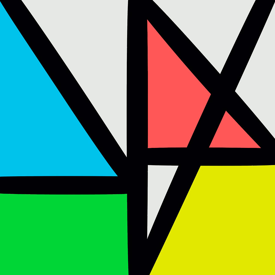 New Order - 'Music Complete' (2015)
