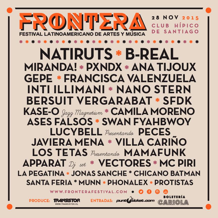 Frontera Festival 2015