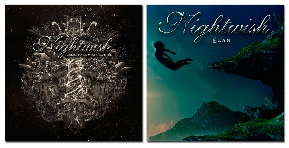Nightwish (portadas discos)