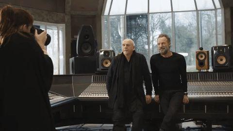 Peter Gabriel Sting