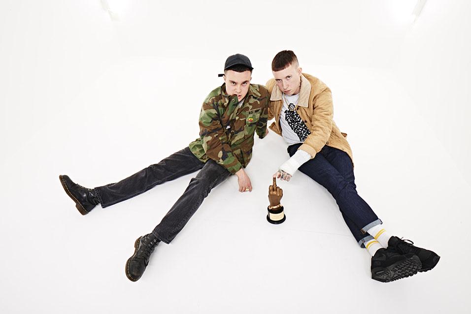 Slaves - NME Awards 2016
