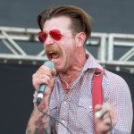 Eagles of Death Metal - Lollapalooza Chile 2016 | Fotógrafo: Javier Valenzuela
