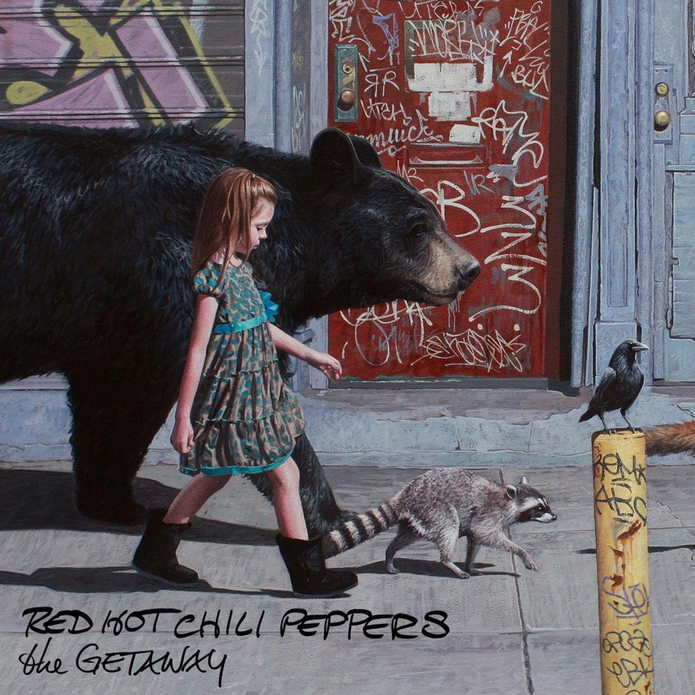 Portada The Getaway Red Hot Chili Peppers
