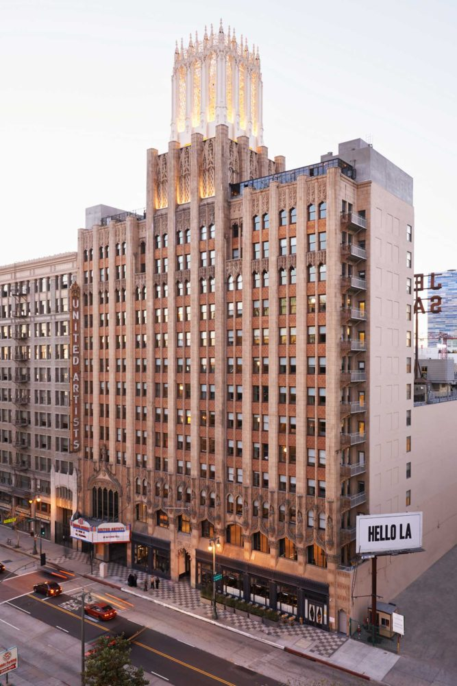 Ace Hotel Los Angeles