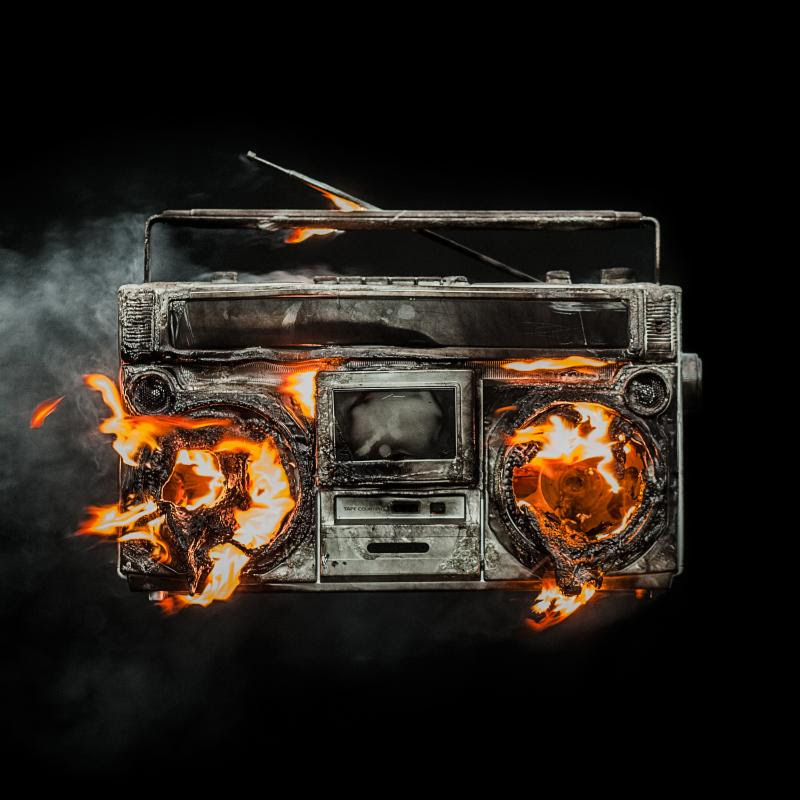 Green Day Revolution Radio portada