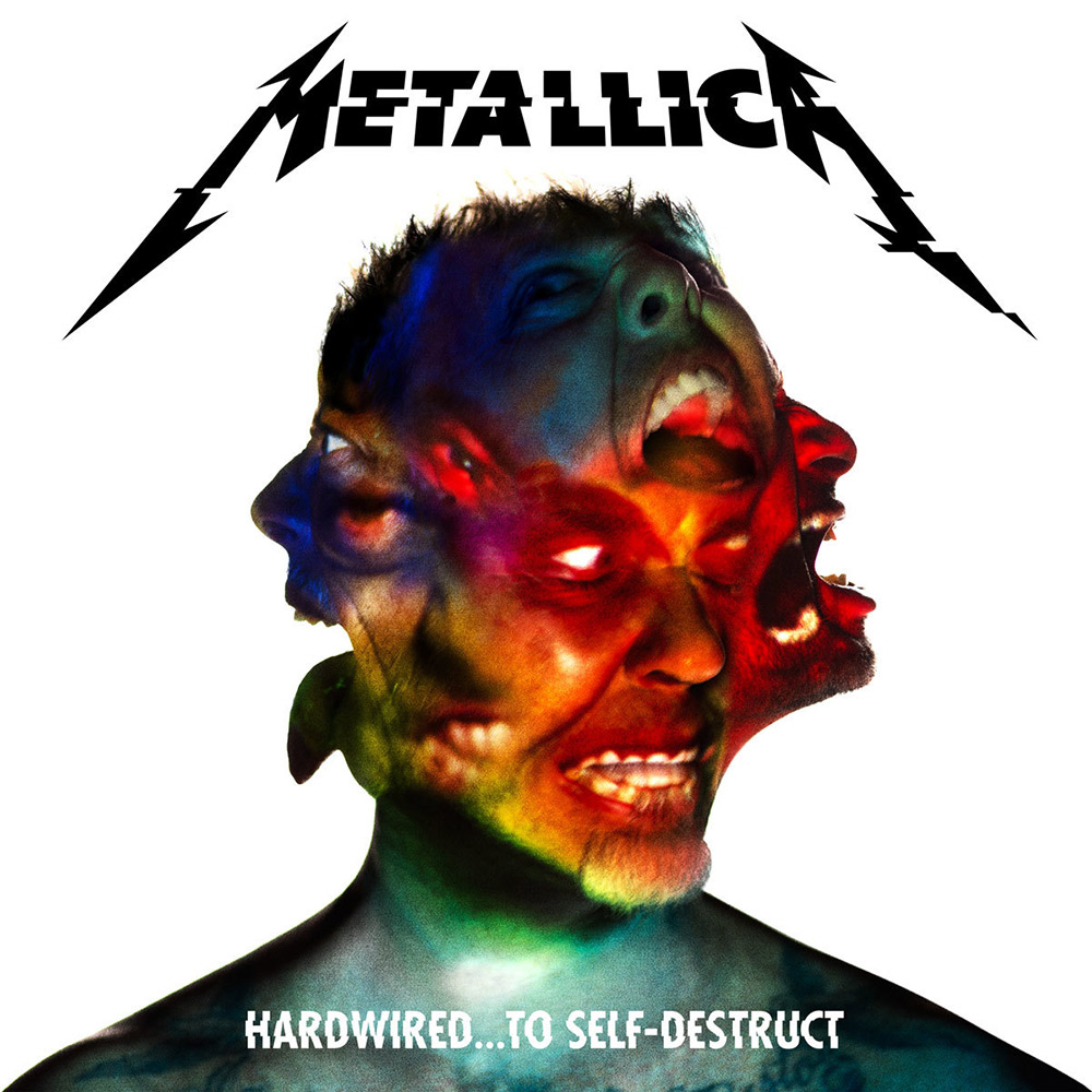 Metallica Hardwired portad