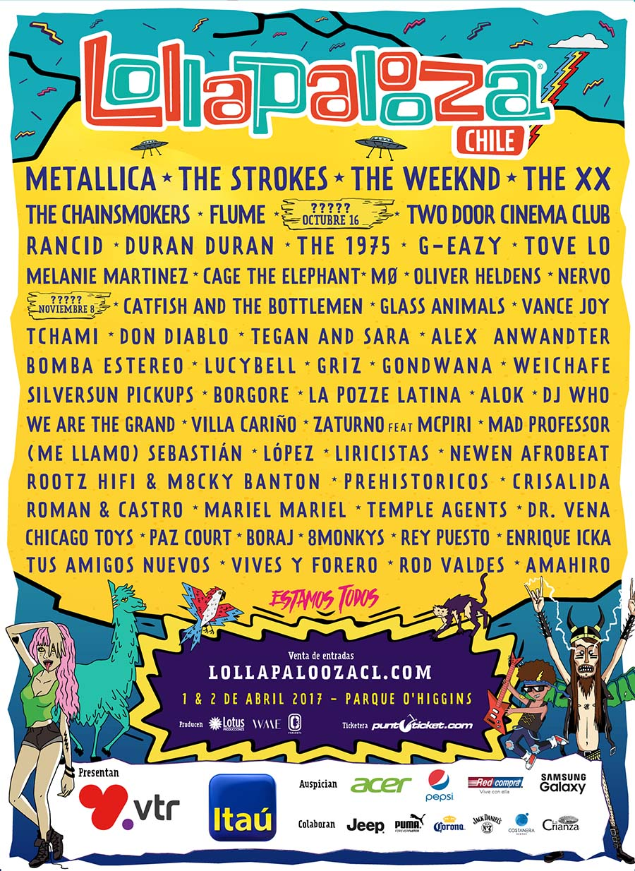 cartel-lollapalooza-chile-2017