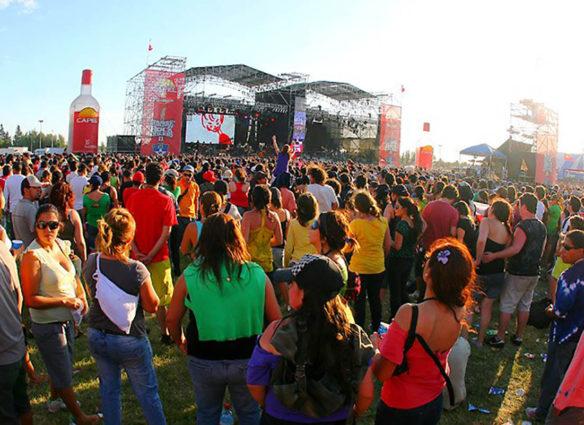cumbre rock chileno 2017 artistas