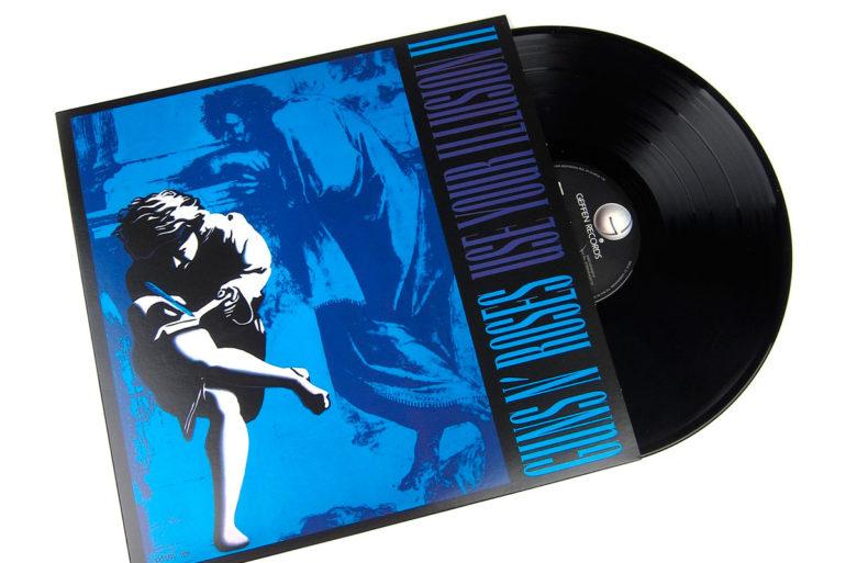 Guns N Roses vinilo