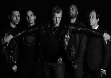Queens of the stone age en Chile 2018