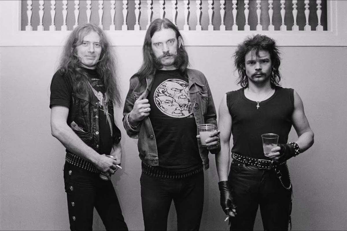 Murió 'Fast' Eddie Clarke, el último miembro original de Motörhead