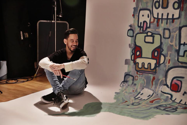 Post Traumatic El Primer Lbum Solista De Mike Shinoda